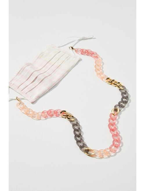 Anthropologie Arden Jewelry Ava Ombre Glasses Chain
