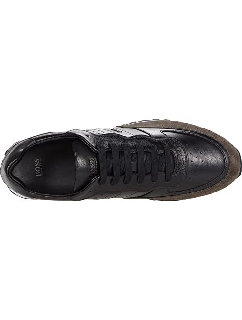 Hugo Boss Parkour Low Top Lace Up Sneakers