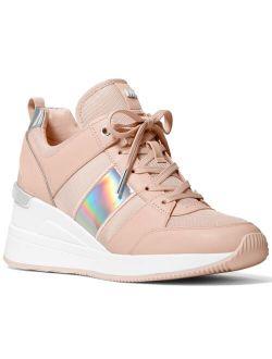 Ael Kors Women'sgeorgie Trainer Sneakers