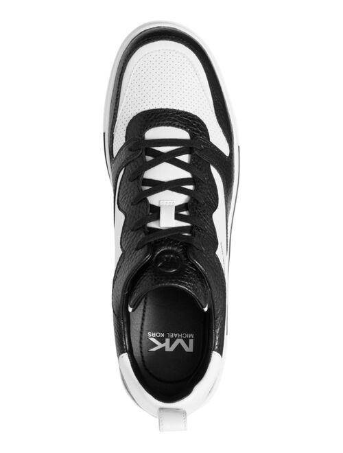 Michael Kors Men's Baxter Low Top Lace Up Sneakers