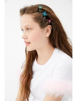 Urban Outfitters Butterfly Clip Set