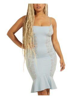 Loren Ruffled Dress