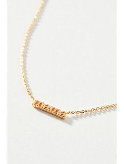 Mama Delicate Necklace