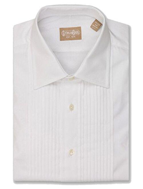 Downtown Formal Gitman Ten Pleat Tuxedo Shirt