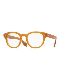 Oliver Peoples CARY GRANT OV 5413U Orange 48/22/145 unisex Eyewear Frame