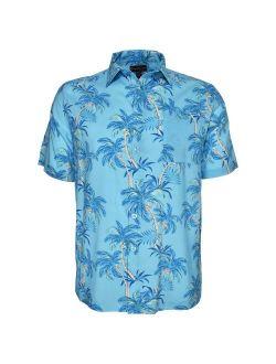 Weekender Men's The Grove Hawaiian Print Shirt