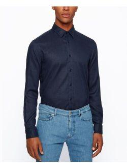 BOSS Men's Ronni_53 Slim-Fit Shirt