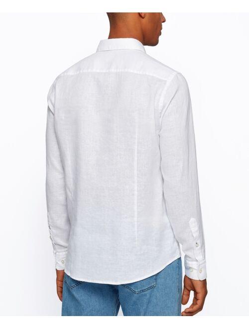 Hugo Boss BOSS Men's Ronni_53 Slim-Fit Shirt