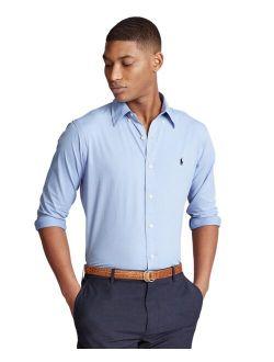 Men's Classic-Fit Performance Dress Shirt