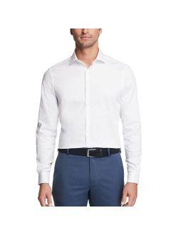Heusen Regular-fit Stain Shield Spread-collar Dress Shirt