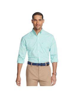 S Izod Advantage Regular-fit Performance Button-down Shirt