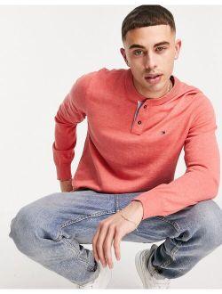 skippy henley sweater