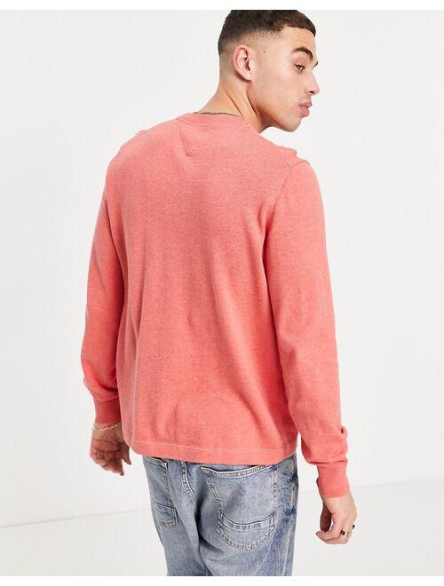 Tommy Hilfiger skippy henley sweater