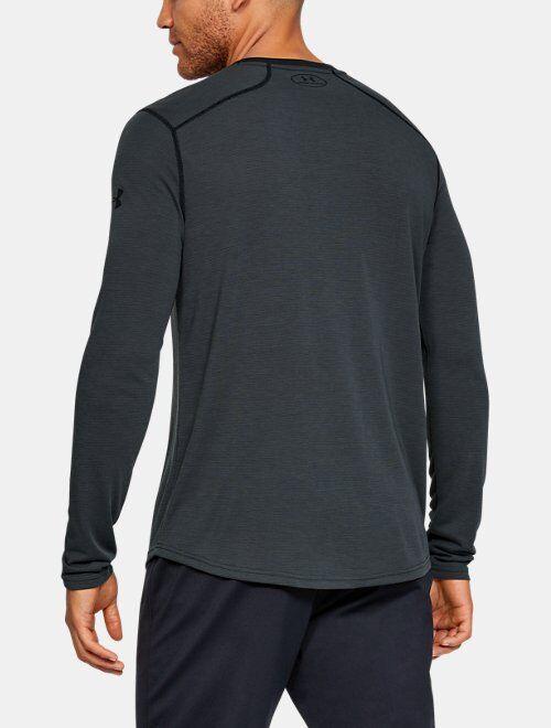 Men's UA Threadborne™ Knit Fitted Henley