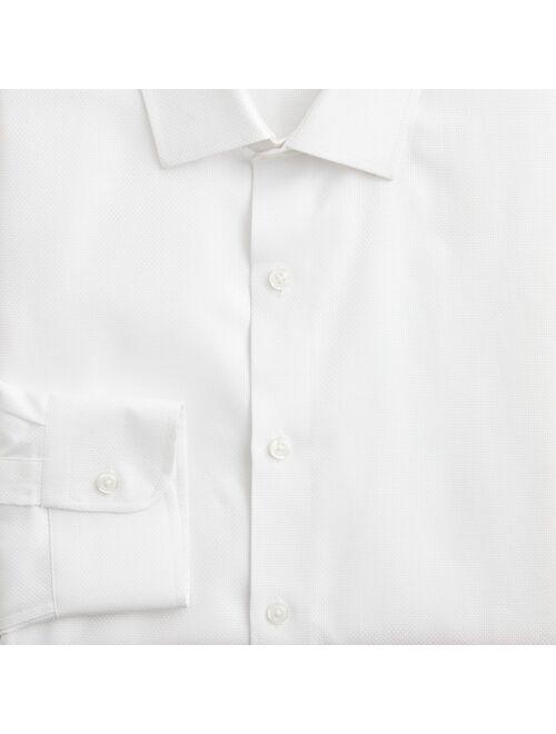 J.Crew Slim-fit Ludlow Premium fine cotton dress shirt in dobby