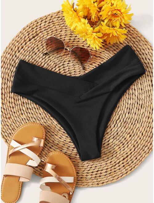 Plain Bikini Panty