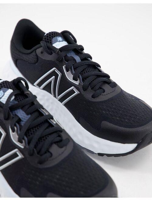 New Balance Fresh Foam EVOZ sneakers in black