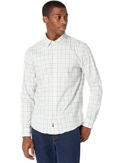 Faherty The Movement Long Sleeve Casual Shirt