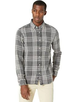 Faherty The Tony Doublecloth Button-Down Shirt