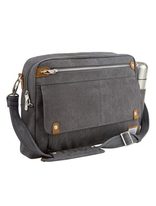 Travelon Anti-Theft Heritage RFID-Blocking Messenger Bag