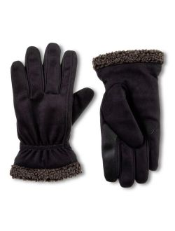 Otoner Recycled Microsuede Berber Gloves With Touchscreen Technology