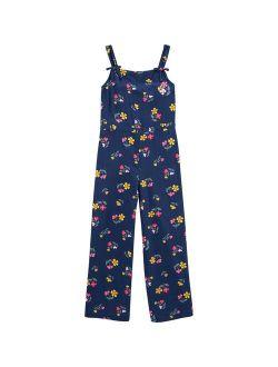 Girls 4-12 Carter's Floral Jumpsuit