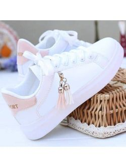 Mesh White Shoes Women Breathable Sneaker Students Korean Casual Sports Shoes Girl Flat Female Shoes