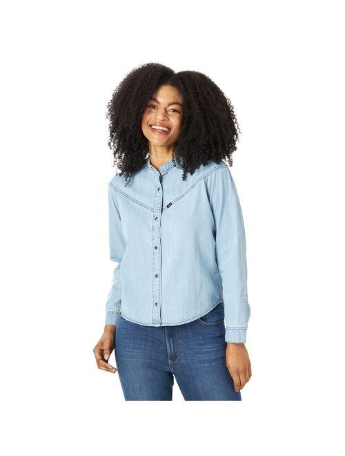 Women's Wrangler Lovely Denim Shirt