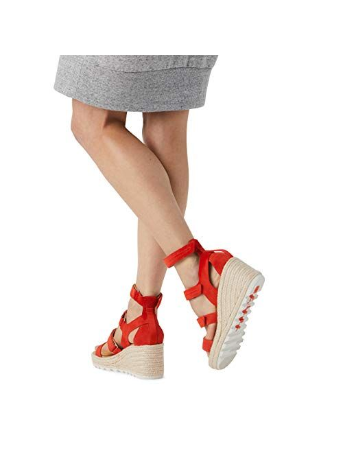 Sorel Women's Cameron Wedge Multi Strap Sandal