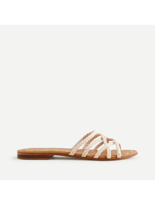Carrie Forbes X J.Crew Noura sandals