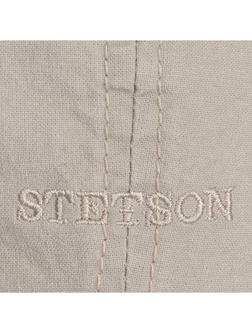 Stetson Hatteras Cotton Cap Women/Men |
