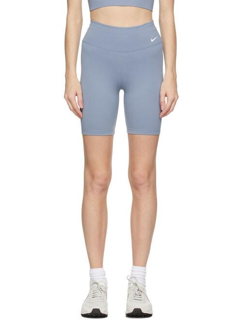 Nike Purple Bike Shorts