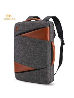 """DOMISO Multi-use Laptop Sleeve With Handle For 14"""" 15.6"""" 17"""" Inch Notebook Bag Shockproof Laptop Bag Waterproof Computer Bag"""