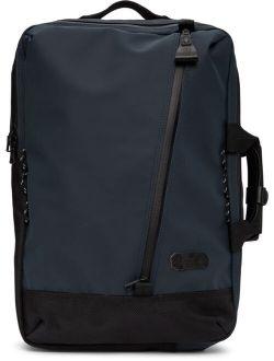 Master-Piece Co Navy Slick Backpack