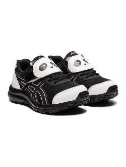 Black & White 002 Contend 7 PS Running Shoe - Kids