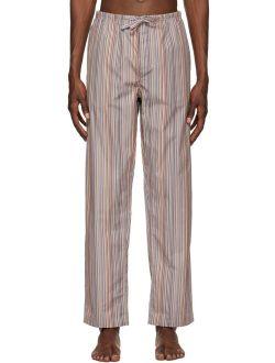 Paul Smith Multicolor Signature Stripe Pyjama Pants