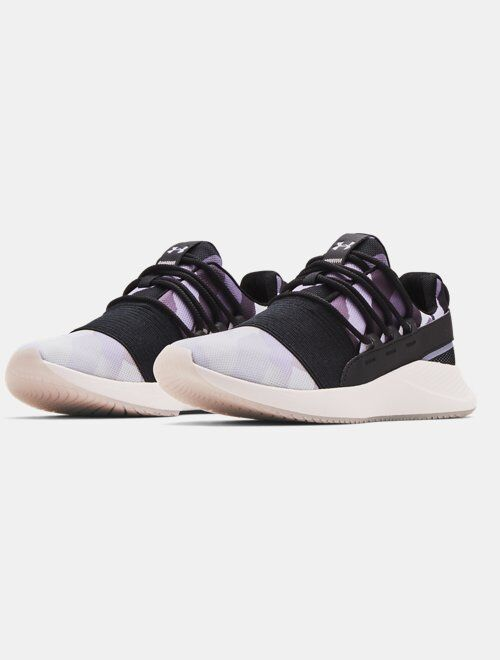 Under Armour Women's UA Charged Breathe WHM Sportstyle Sneaker