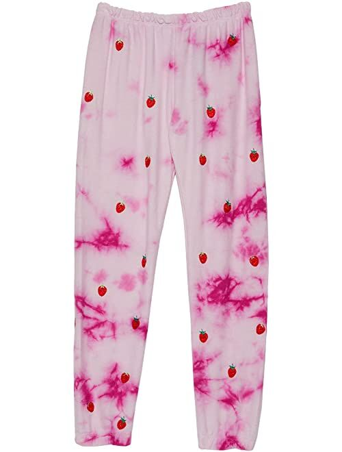 Chaser Kids REPT Recycled Cozy Knit Lounge Pants (Big Kids)