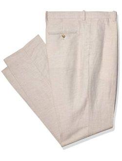 Big & Tall Linen Suit Pant Men's Big And Tall