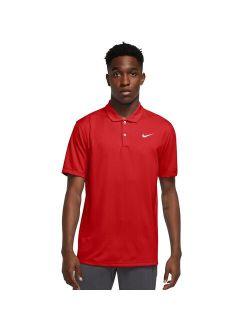 S Nike Dri-fit Golf Polo