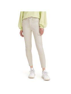 S Levi's® 721 Utility Ankle Jeans