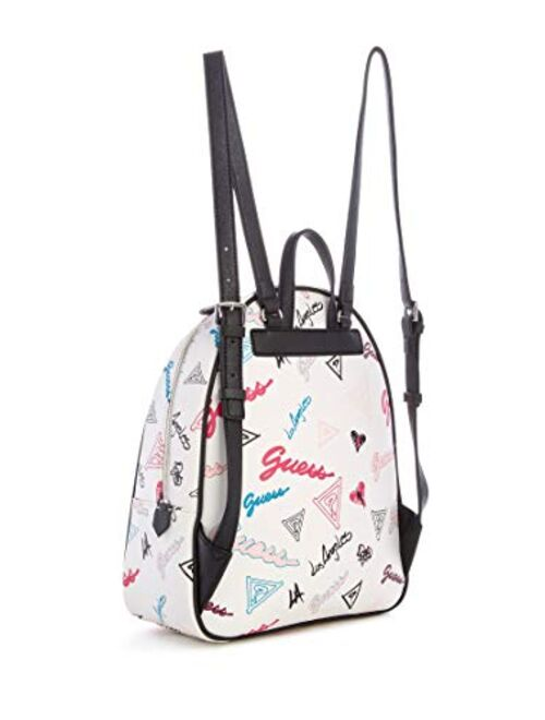 GUESS Factory Stanzler Logo Backpack