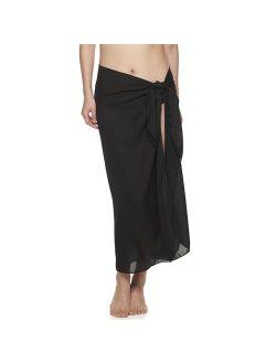 Women's Portocruz Sarong Wrap Skirt