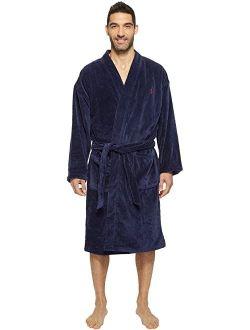 Terry Shawl Robe