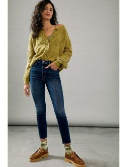 MOTHER The Stunner Skinny Ankle Jeans