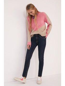 ASKK Jax High-Rise Skinny Jeans