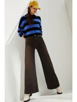 Closed Ultra High-Rise Wide-Leg Jeans