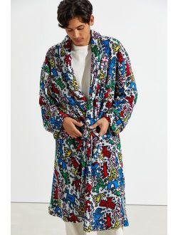 Keith Haring Printed Robe
