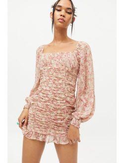 Kiss The Sky Danbury Mini Dress
