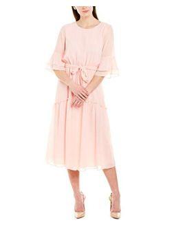 Women's Bell Sleeve Dress
